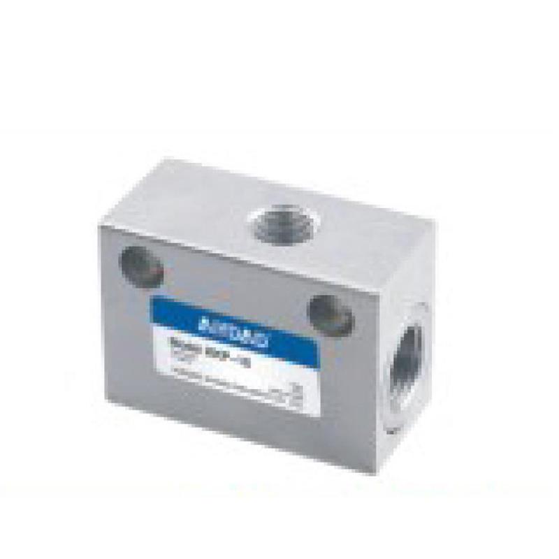 Aluminum Alloy KKP Series Distinctive Quick Exhaust KKP-6 KKP-10 KKP-25 Pneumatic Air Valve