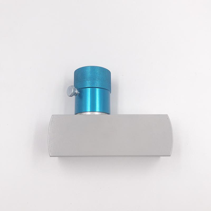 New Engineering Materials Aluminum Alloy QLAH-20G3/4High pressure one-way throttle valve
