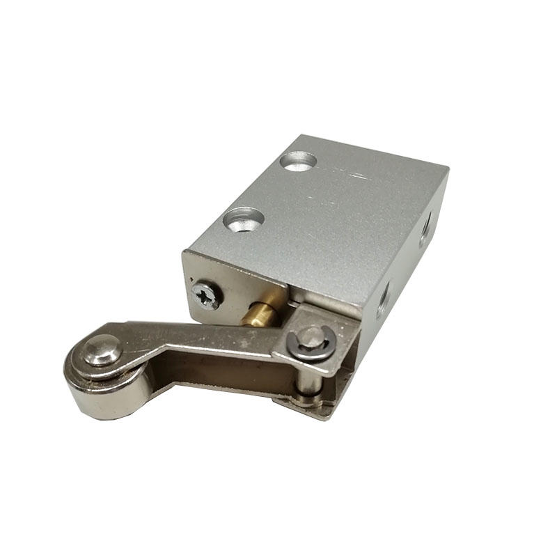 pneumatic switchK23JC3 reversing valvemechanical control valve stroke Roller mechanical valve K23RC-08, K23JC3-L6K23JC3-L8