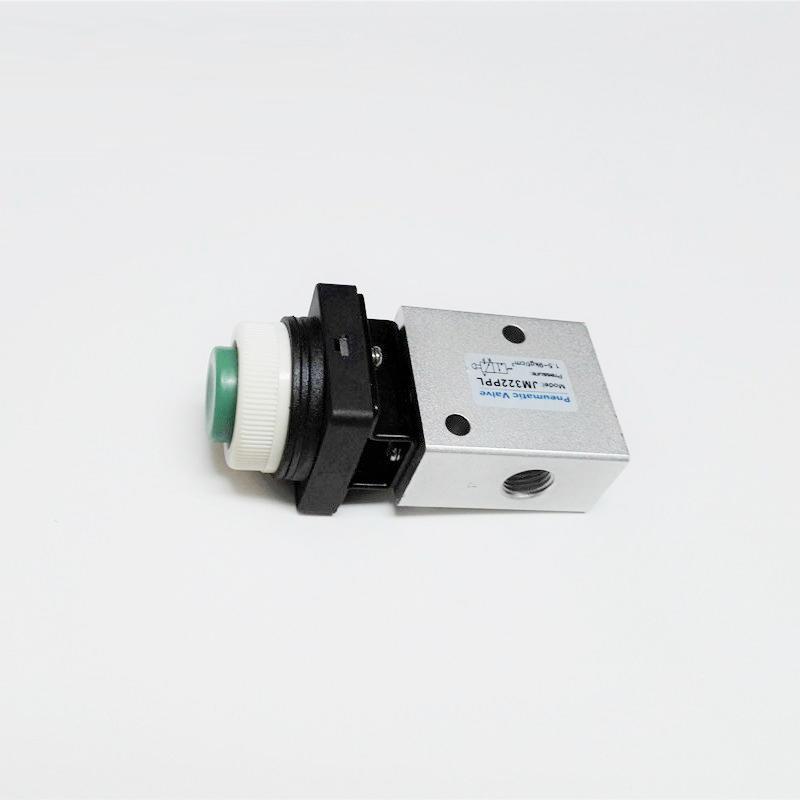3/2 Way Aluminum Alloy M3 Series Pressure Control Environment Friendly M3R M3Y M3PP Mechanical Valve