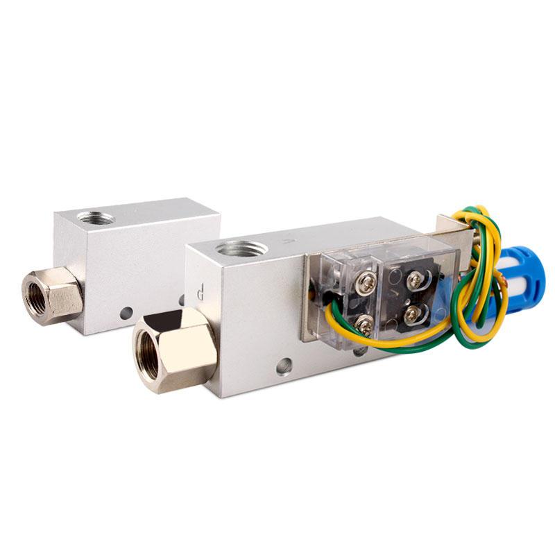Pneumatic part vacuum sucker with air joint muffler CV-10/15/20/25 vacuum ejector generator