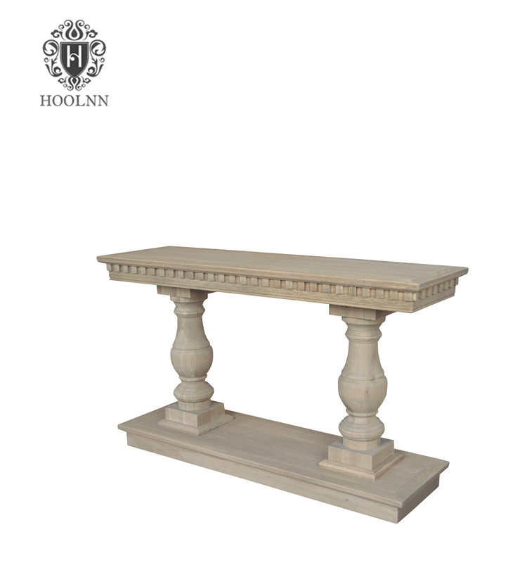 Recycled Wood Console Table HL368
