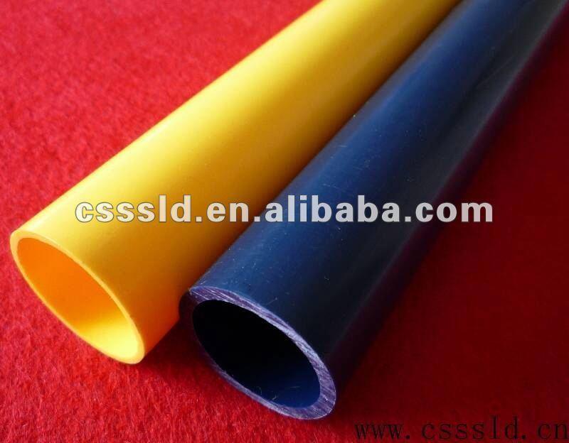 Rigid PVC Pipe/clear pvc tube