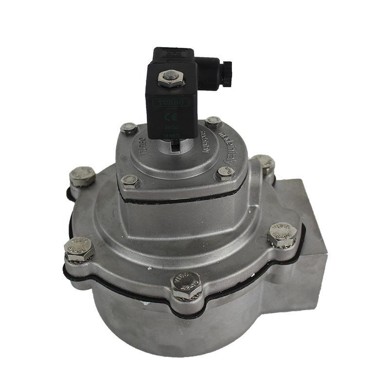 FP50Cement plantelectric power plantAluminium alloy 2 inch pneumatic pulse valve