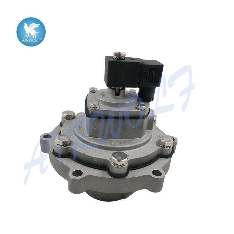 SQP-55 Cement plant submerged2 inch High temperature resistantpulse jet valve