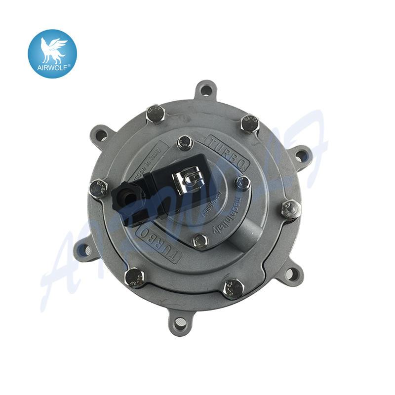 3 inchSQP75-INCement plant submerged High temperature resistantpulse jet valve