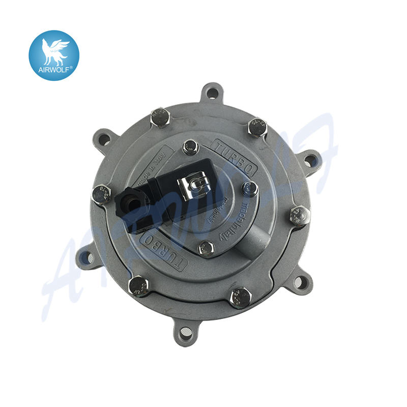 SQP75-INCement plant submerged3 inch High temperature resistantpulse jet valve