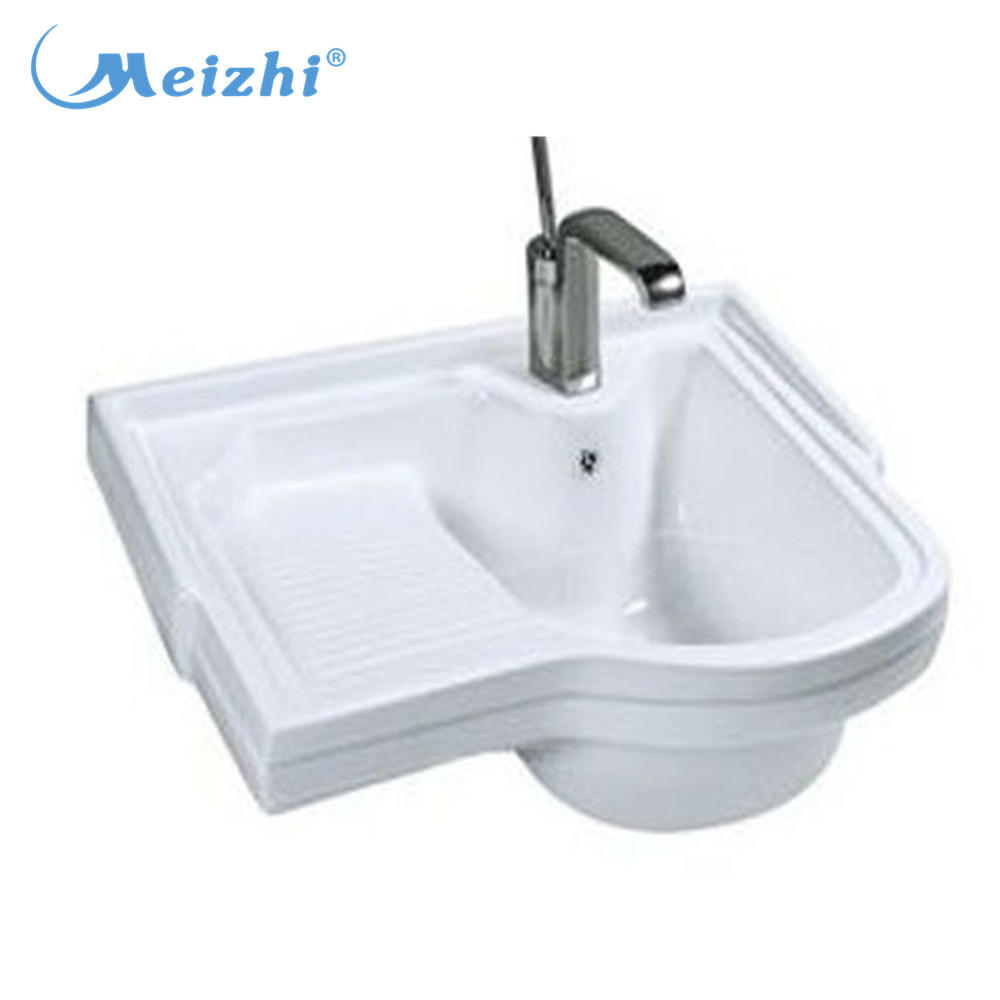 New Model Toilet Wash Basin For Hand Washing Clothes