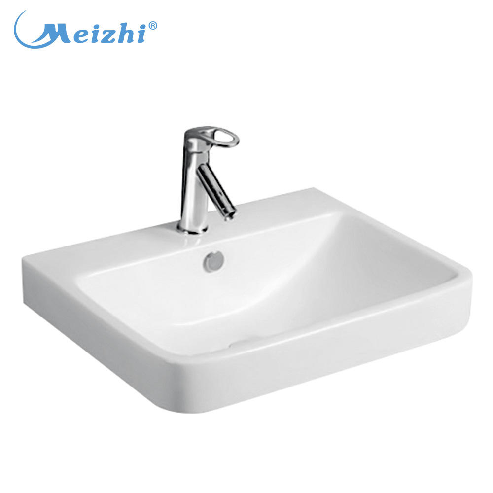 Ceramic sanitary ware bathroom import sink