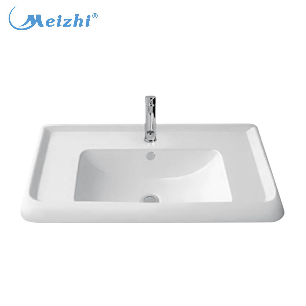 Made in china bathroom cabinet stylish wash basin