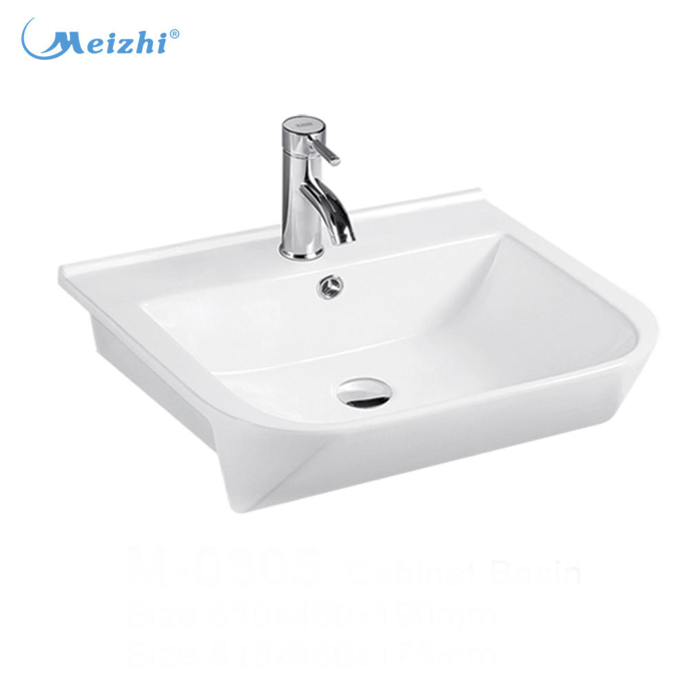 Alibaba supplier hand wash basin price lavamanos porcelana