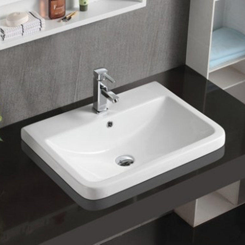 China factory cheap vanity bathroom sinks for sale