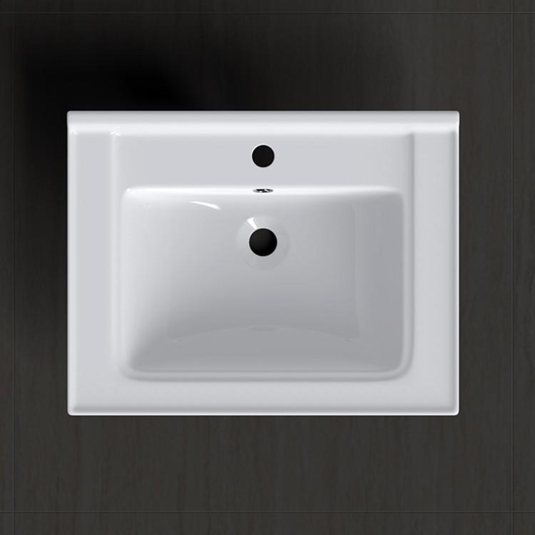 China modern ceramic laboratory cup sink