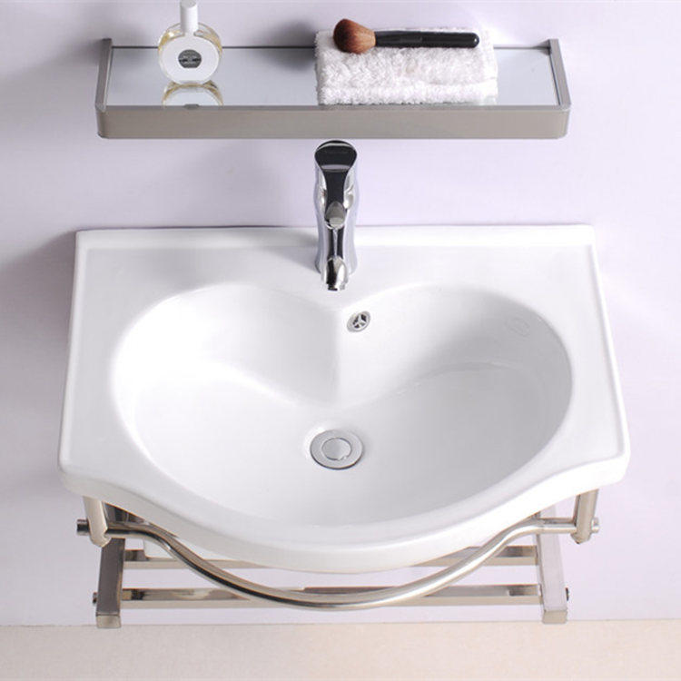 Bathroom accessories hand wash basin moroccan sink
