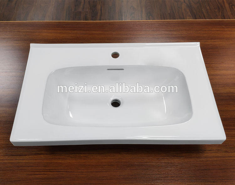 Hot selling cabinet basin modern washing lavabo sinks