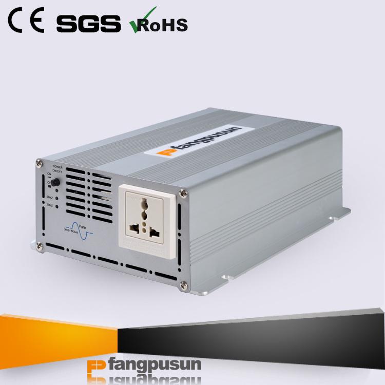 600W Pure Sine Wave Inverter 12V to 220V