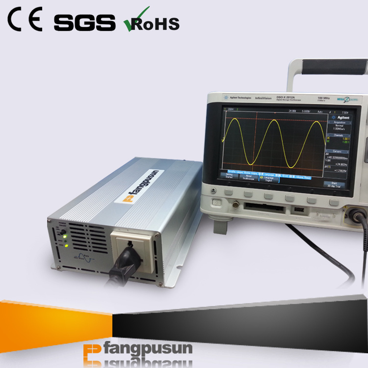 Fangpusun Pure Sine Wave High Efficiency 600 Watt Power Inverter 12V to 110V 230V