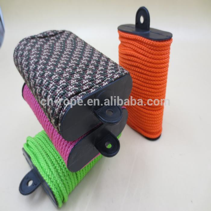 polypropylene braided rope for blinds or package