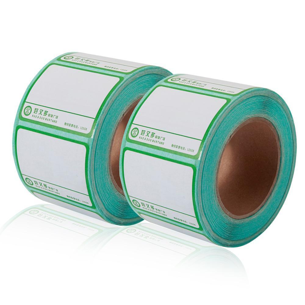 Self-Adhesive Printing Label Thermal Gloss Paper Sticker