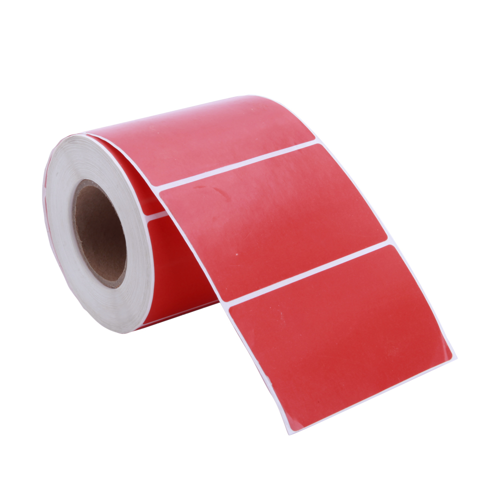 2018 Quality Thermal Sticker Roll Self Adhesive Labels