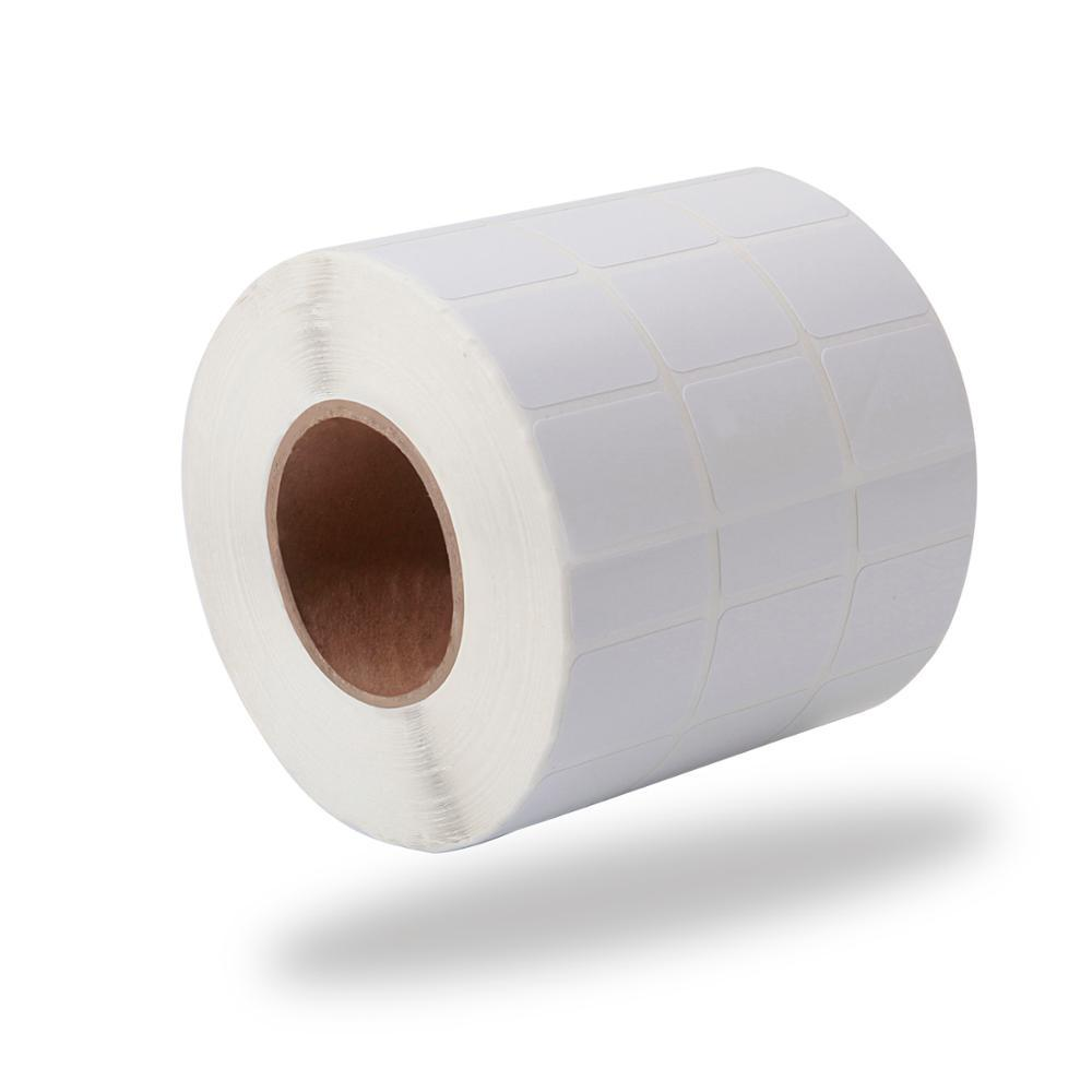 Art paper material good quality sticker paper roll adhesive label from professional factory