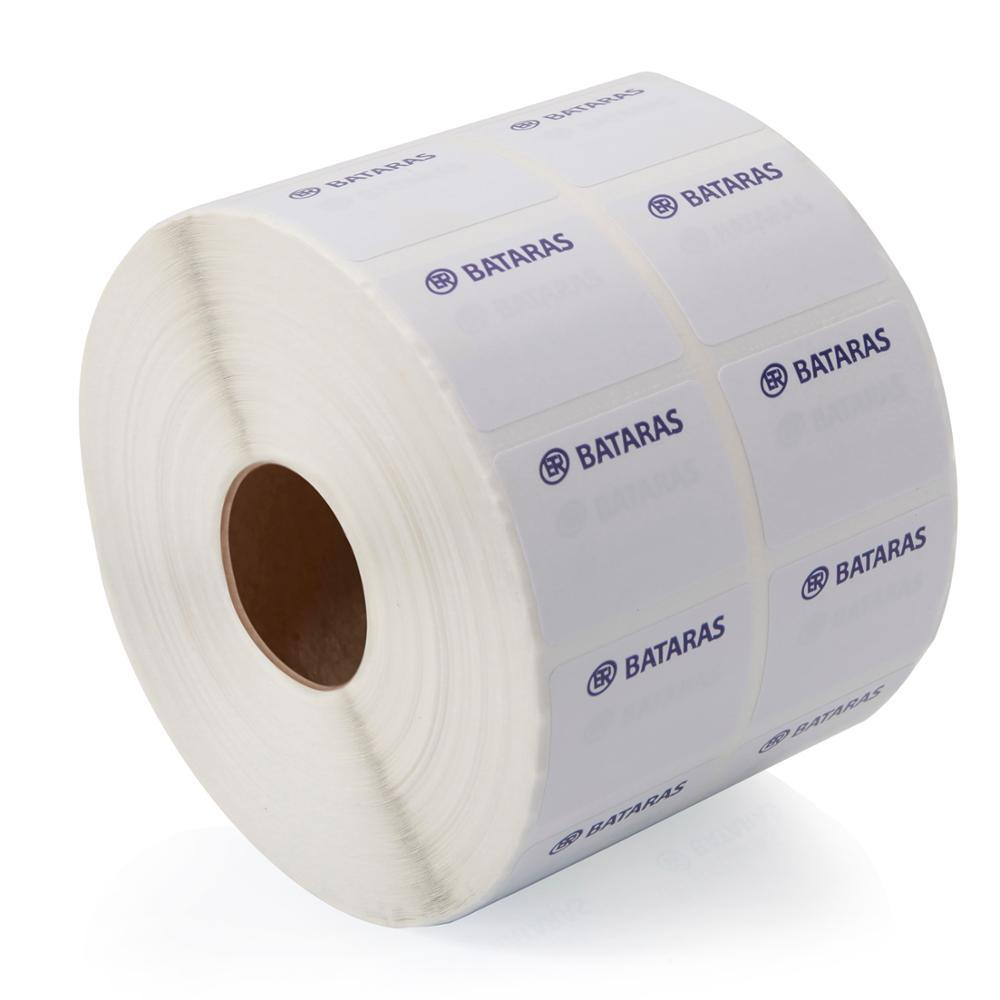 Wholesale printing white adhesive shipping labels with good quality