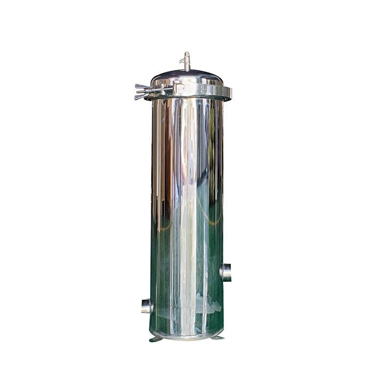 Stainless Steel High Precision Liquid Cartridge Filter