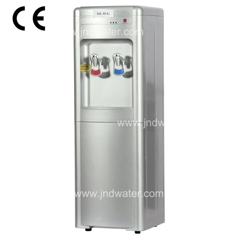 Stand Compressor Cooling POU Water Cooler with CE Certificate