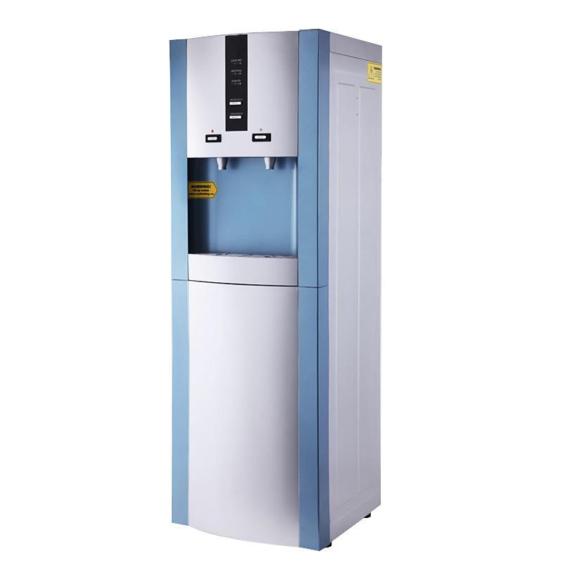 High efficiency hygienic elegant hot cold water dispenser