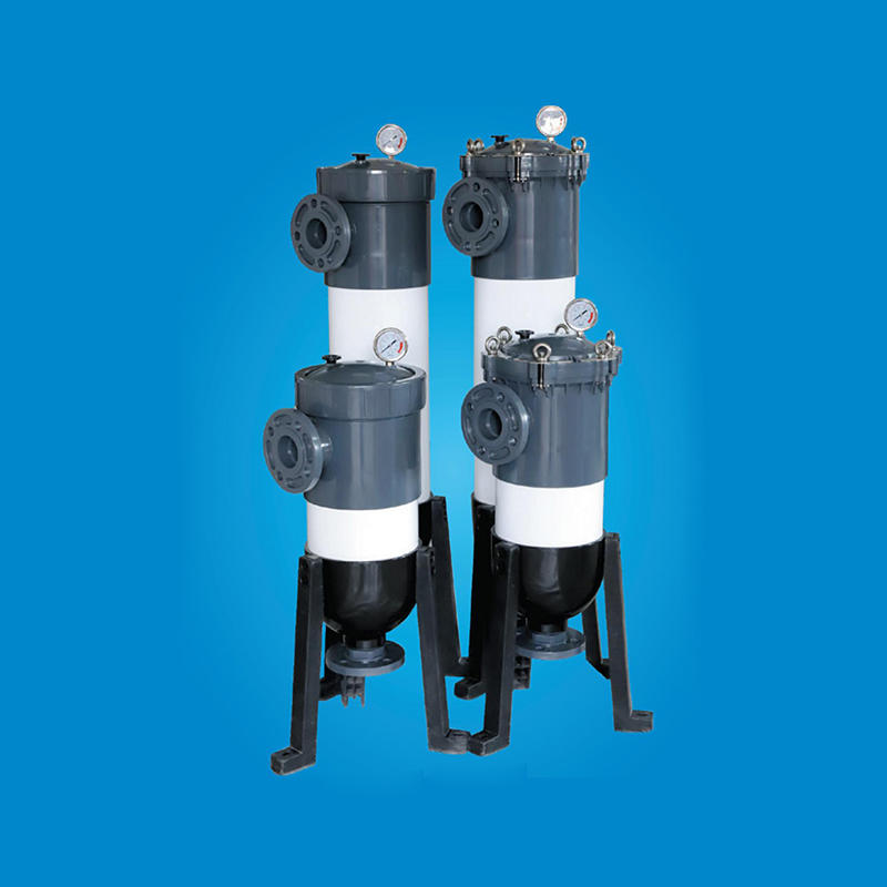Factory wholesale price Bag Cartridge Filter Housings for water treatment