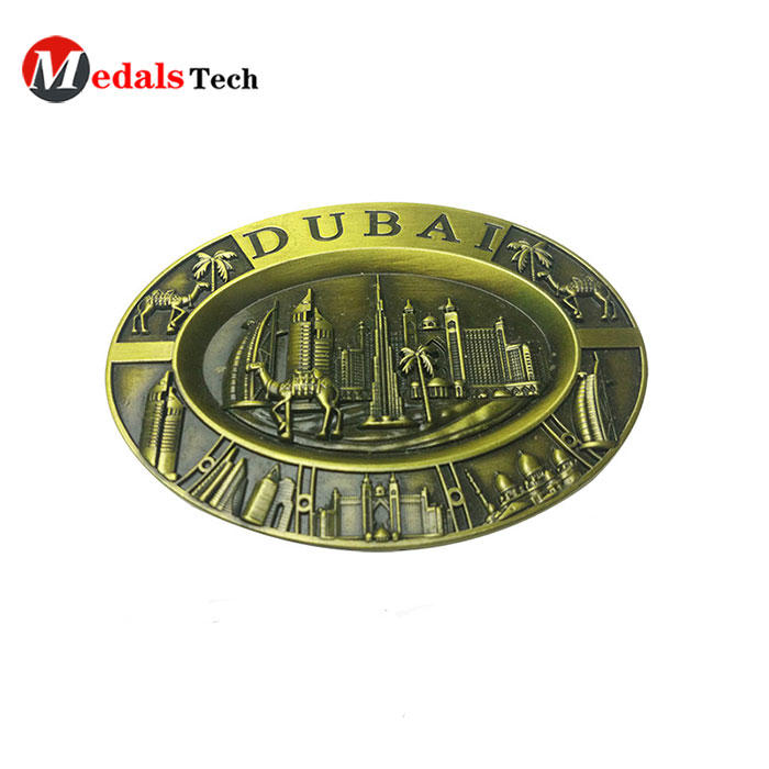 Custom elephant shape made cheap wholesale brass belt buckles with engraving