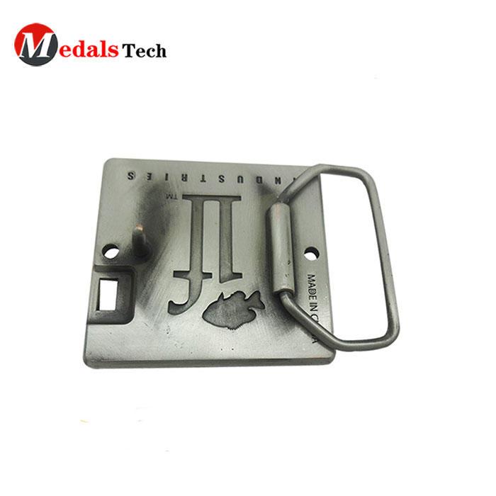 OEM Factory Custom Design A Pin Belt Buckle For Men Fit Leather Belt