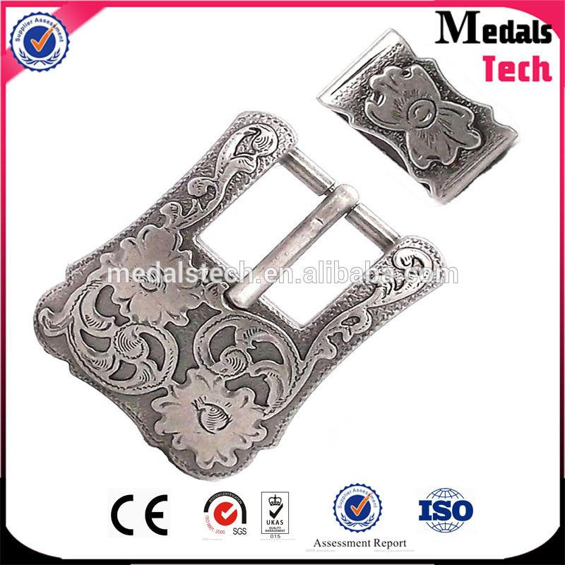8 years manufacture experience custom new premium 3D metal head belt buckle custom