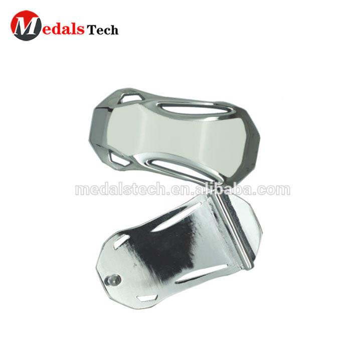 Hard enamel car shape custom metal fashion buckle for belts