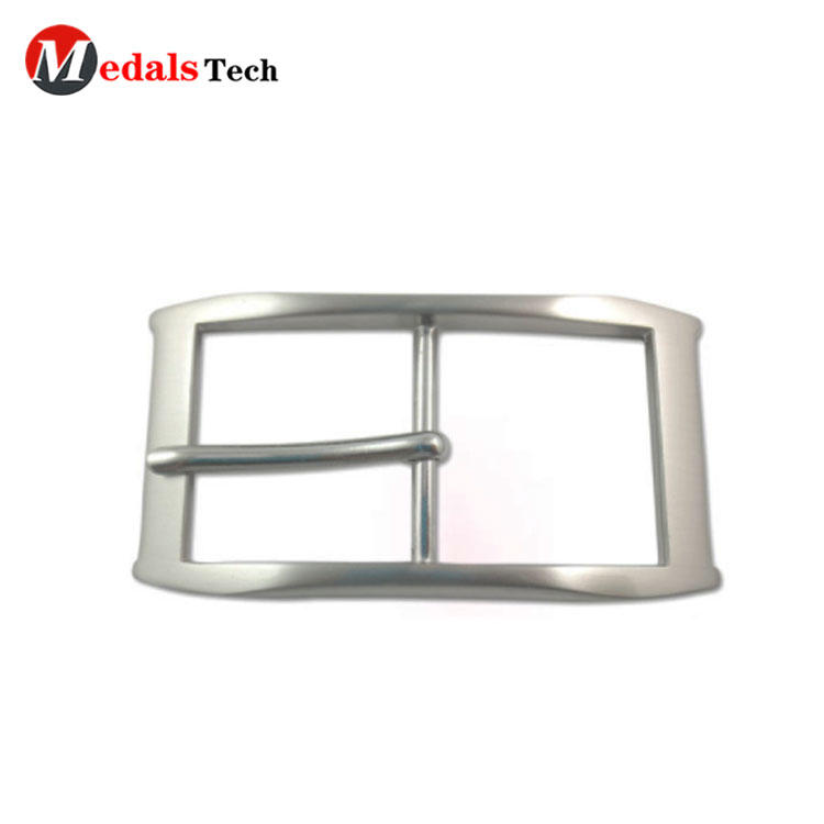 Top sale new design silver metal glock belt buckle with best quality
