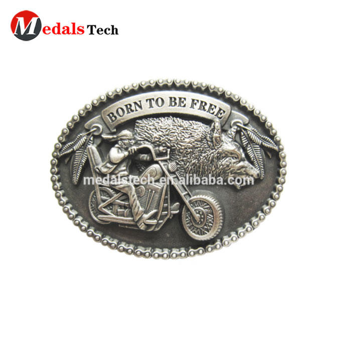 Design your own factory price fashion men belt buckle custom antique bulk belt buckles