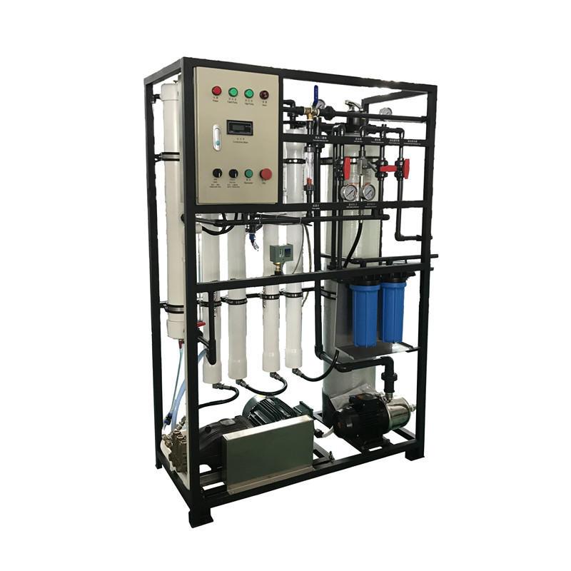 CE Standard model JND-SW1 safe sea water desalination equipment