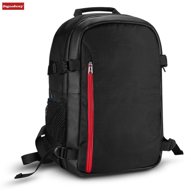 Osgoodway New Products Men's Multi-function Large DSLR Camera Backpack for Travel Hiking