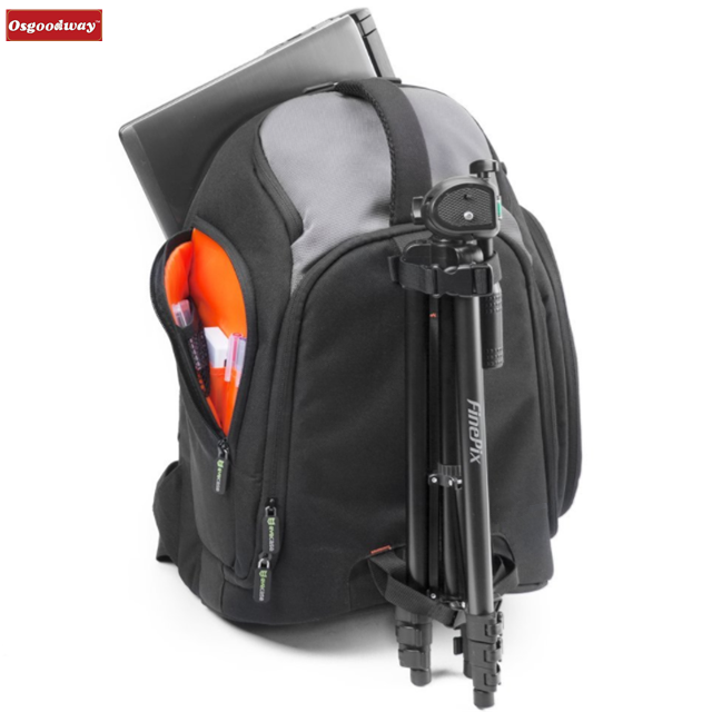 product-Osgoodway-Osgoodway Hot Sale Large DSLR Camera Backpack Bag with 156 Inch Laptop Compartment