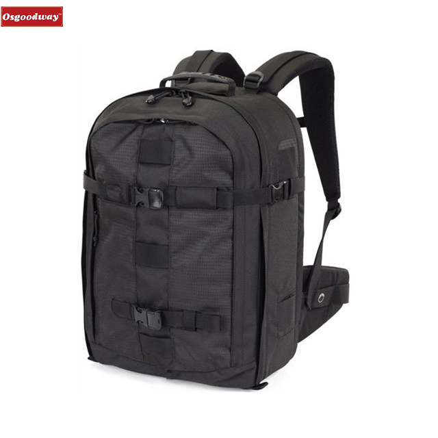 Osgoodway Multifunction Waterproof Outdoor Durable Video Camera Bag Backpack for Work Travel