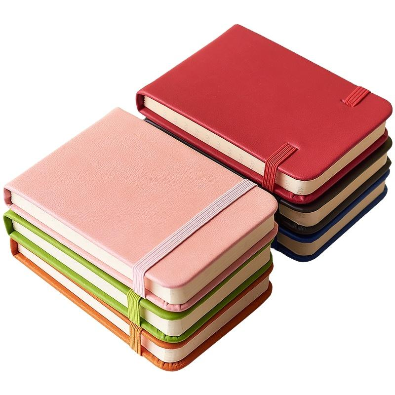 Custom Adjustable Elastic Band Planners And Notebooks Thick Notebook Hardcover