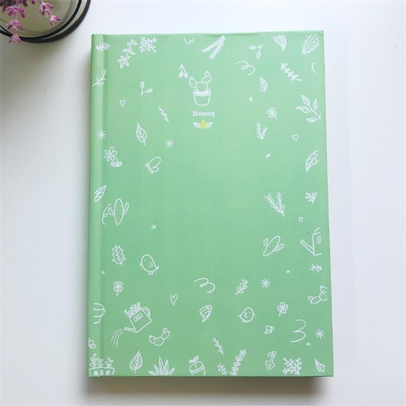 Amazon Hotsale Custom Print A5 Case Bound Books Hardcover Notebooks For Women