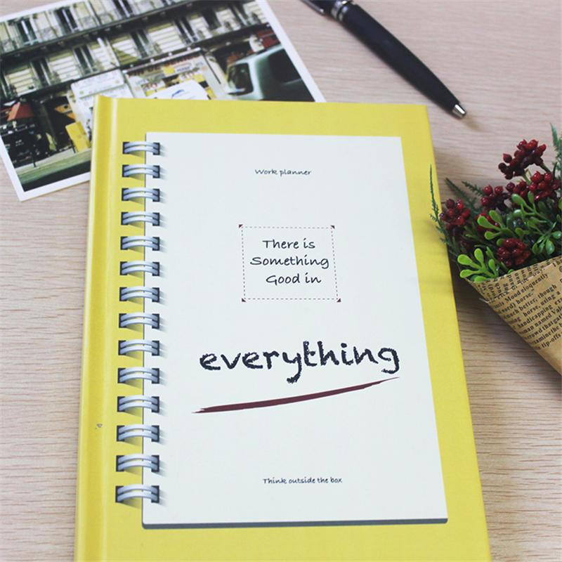Notebook Journal Notepad 5.3
