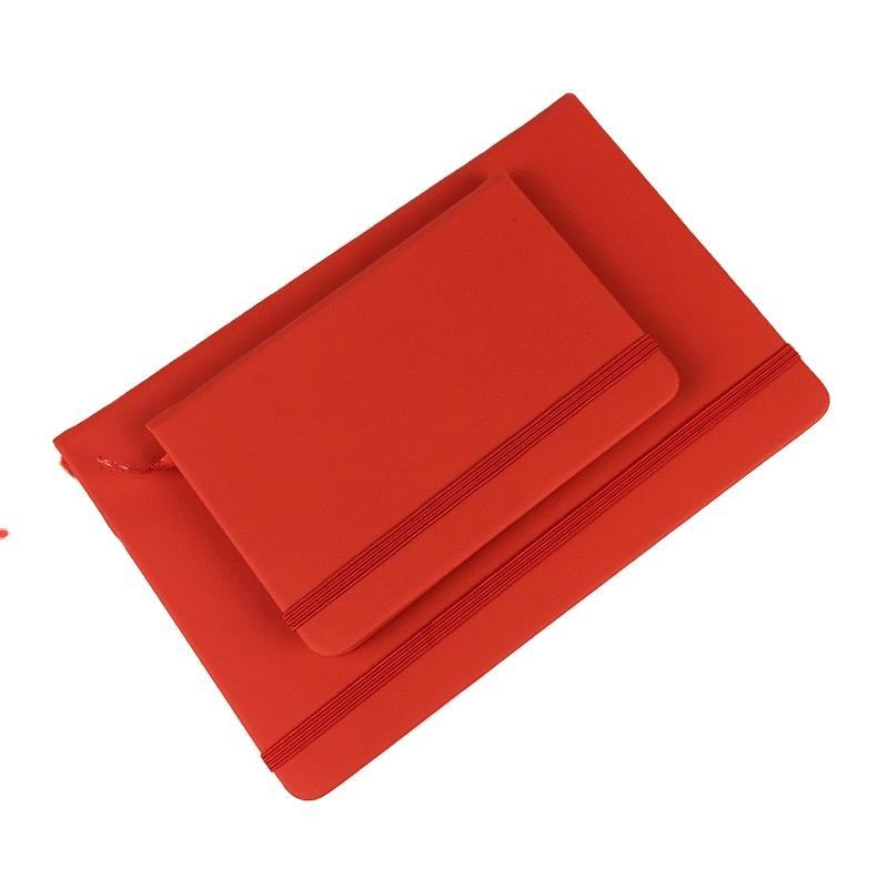 product-Elastic Band With Adjustable Buckle Hardcover Stationary Notebooks-Dezheng-img-1