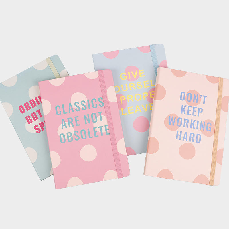 product-Dezheng-Cheap Book Printing Custom Elastic Band Book Printing Custom Elastic Band Funny Offi-1