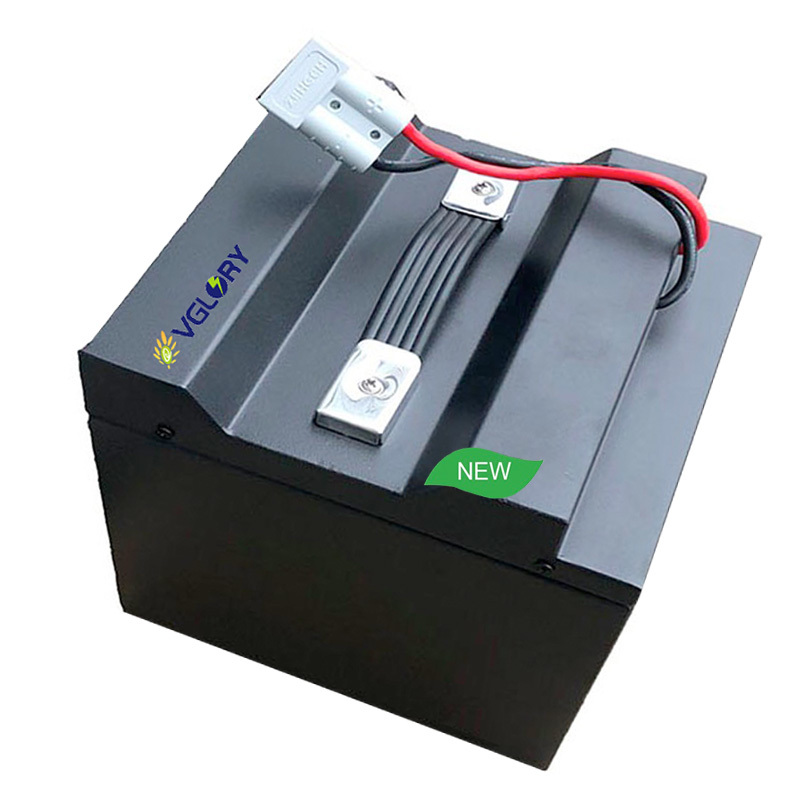 ShenZhen Factory Maintenance Free motorcycle battery packs 48v 50ah