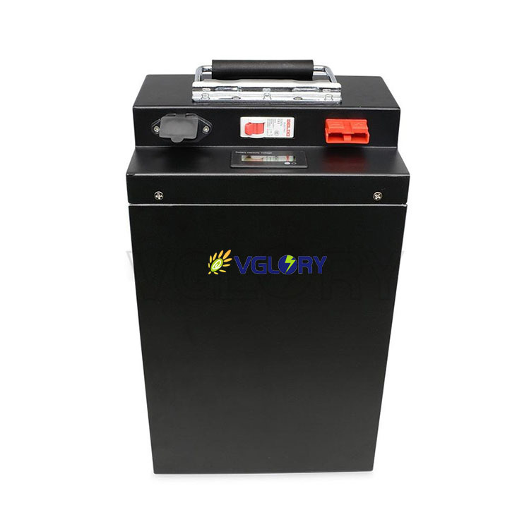 China Wholesale High energy capacity lithium battery mobility scooter 72v 30ah