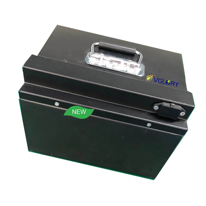 Pollution free compacted 60v electric scooter battery pack