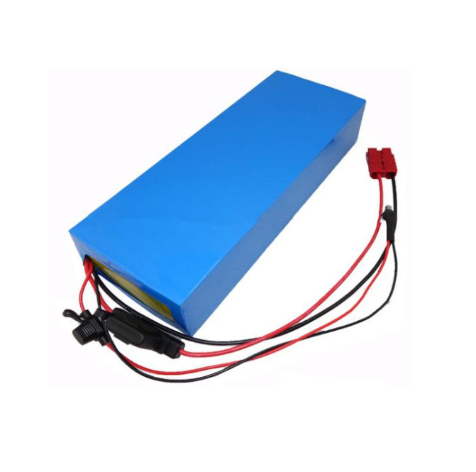 Strong current charge capability electric scooter lithium battery 60v 48v 10ah