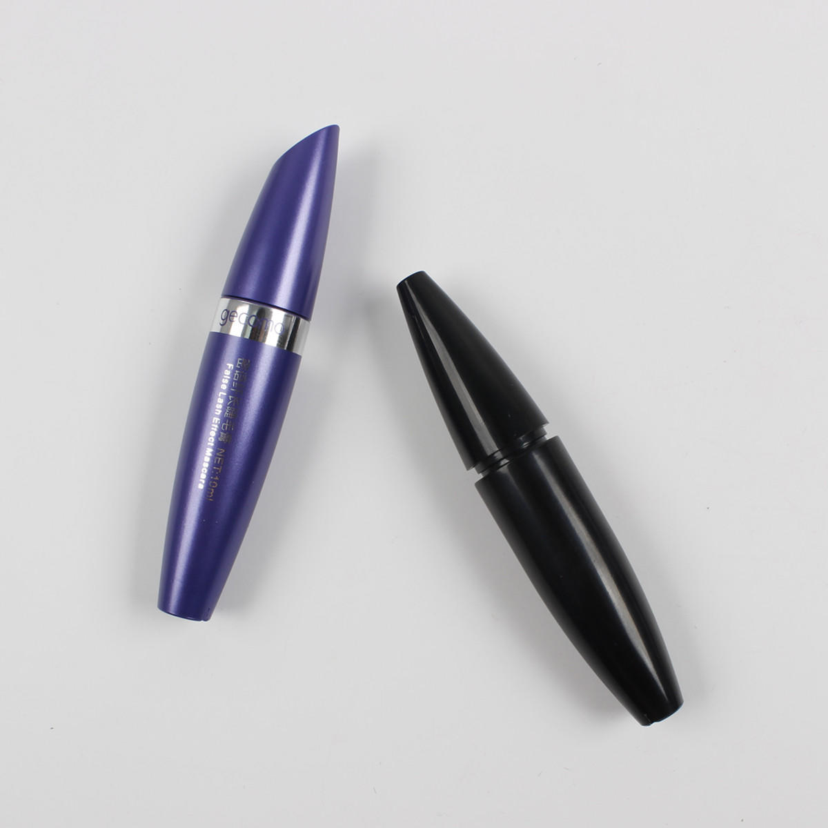 5ml mascara wand tubes and lip gloss tube square empty mascara tubes with brush
